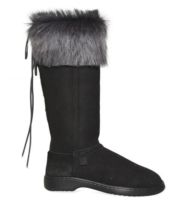 Støvle i rulam