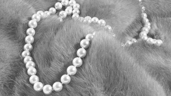 Pels og perler