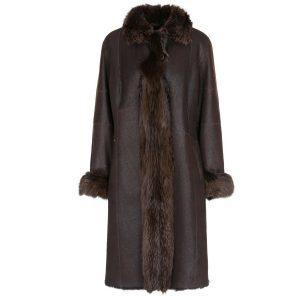 Klassisk-rulamsfrakke-brun