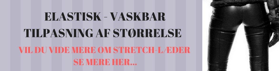 hvad er stretchlæder